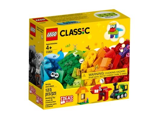 Lego Bricks & Ideas 11001