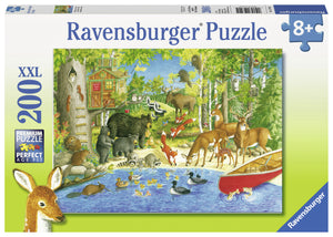 Ravensburger Woodland Friends 200 pc