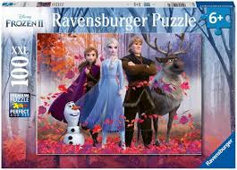 Ravensburger Magic of the Forest 100 pc XXL