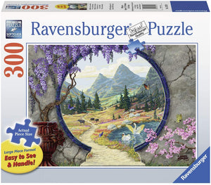 Ravensburger Into a New World 300 pc XL