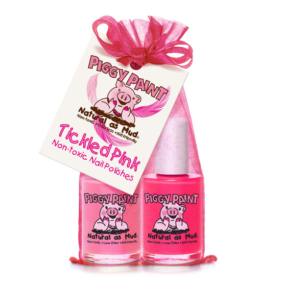Piggy Paint Gift Set in Tickled Pink