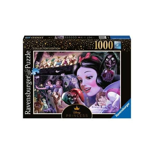 Ravensburger Snow White Heroines Collection 1000 pc
