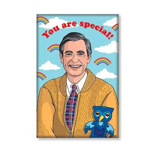 Mr Rogers Magnet