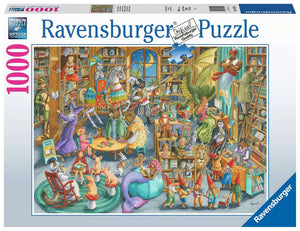 Ravensburger Midnight at the Library 1000 pc