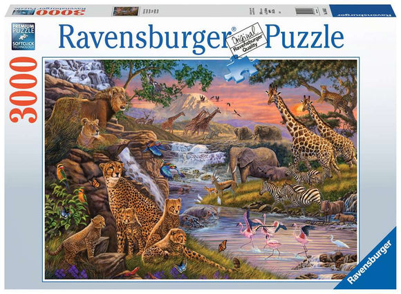 Ravensburger Animal Kingdom 3000 pc