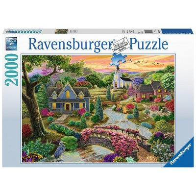 Ravensburger Enchanted Valley 2000 pc