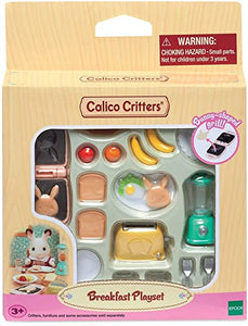 Calico Critters Breakfast Playset