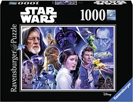 Ravensburger Star Wars Collection 1 1000 pc