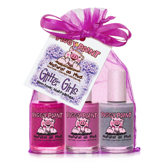 Piggy Paint Gift Set in Glitter Girls
