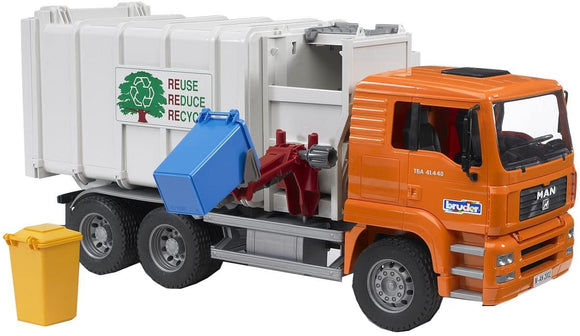 Bruder Recycling Truck