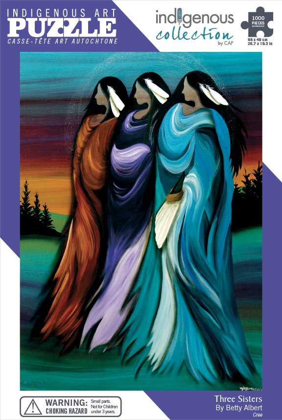 Indigenous Collection Three Sisters 1000 pc