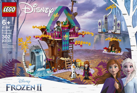 Lego Frozen Enchanted Treehouse 41164