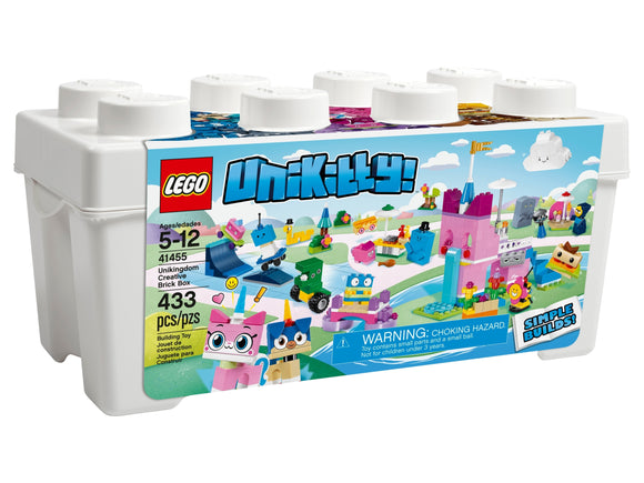 Lego Unikingdom Creative Box 41455