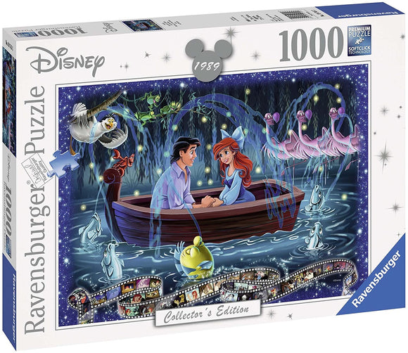 Disney Little Mermaid puzzle