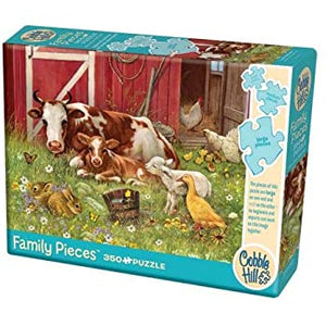 Cobble Hill Barnyard Babies 350 pc