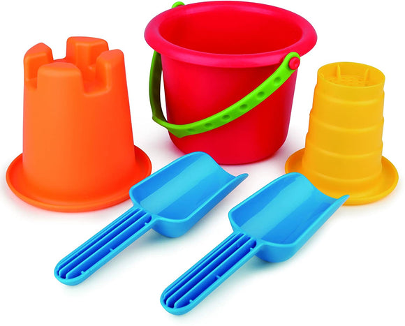 Hape 5 in 1 Beach Basics