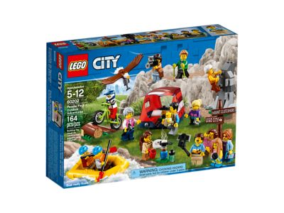 Lego People Pack Outdoor Adventures 60202