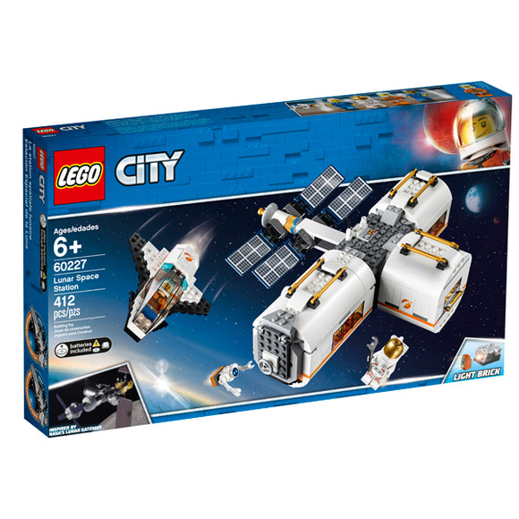 Lego Lunar Space Station 60227