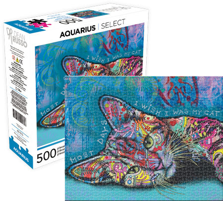 Aquarius Dean Russo Cat 500 pc