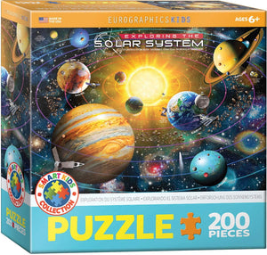 Eurographics Explore the Solar System 200 pc