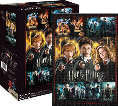 Aquarius Harry Potter 3000 pc