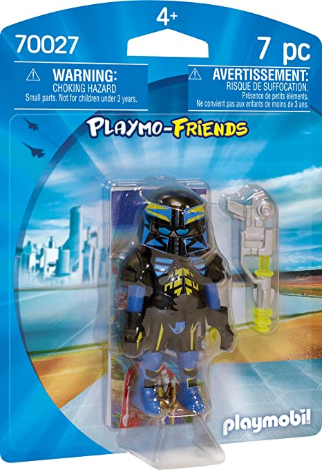 Playmo Friends Space Agent (70027)