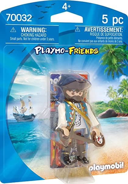 Playmo Friends Pirate (70032)