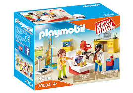 Playmobil Pediatrician's Office (70034)