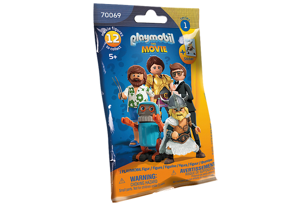Playmobil Movie Blind Bags (70069)
