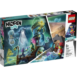Lego the Lighthouse of Darkness 70431