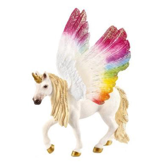 Schleich Bayala Winged Rainbow Unicorn