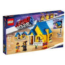 Lego Emmet's Dream House Rescue Rocket 70831