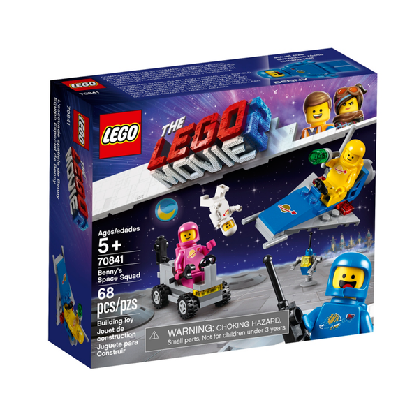 Lego Benny's Space Squad 70841