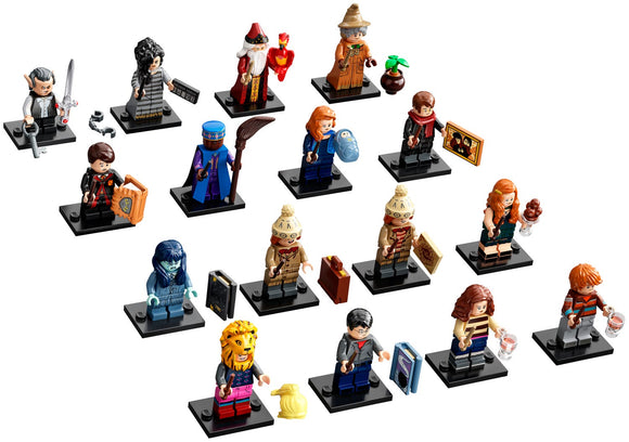 Lego Harry Potter Minifigures 71028