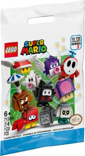 Lego Super Mario Character Blind Bags Series 2 71386