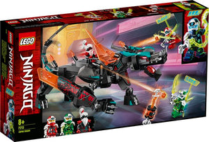 Lego Ninjago Empire Dragon
