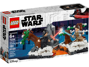 Lego Duel on Starkiller Base 75236