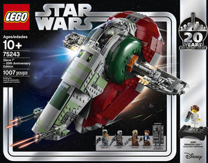 Lego Slave I 20th Anniversary Addition 75243
