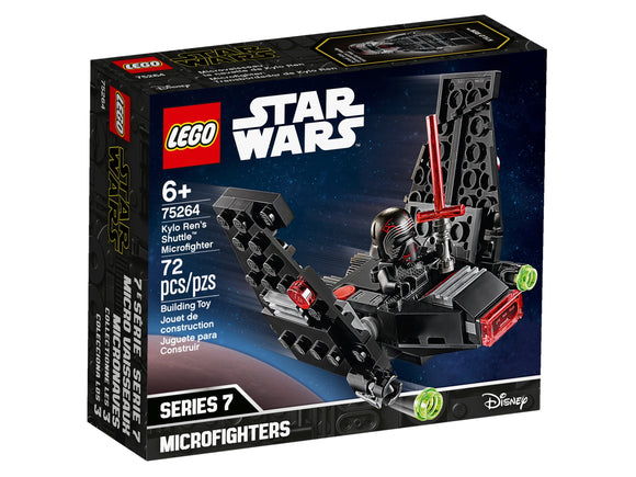 Lego Kylo Ren's Shuttle Microfighter 75264