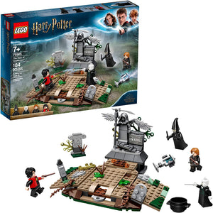 Lego The Rise of Voldemort 75965