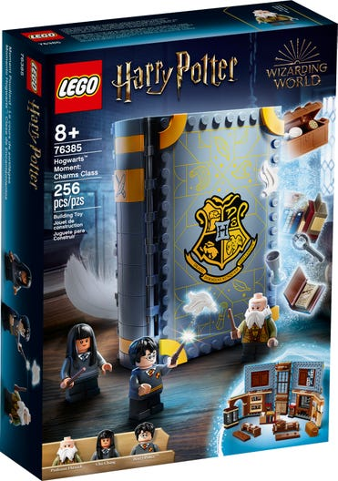 Lego Hogwarts Moment Charms Class 76585