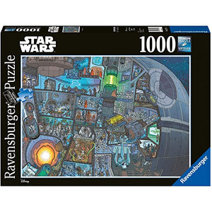 Ravensburger Where's Wookie 1000 pc
