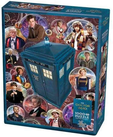 Cobble Hill Doctor Who 1000 pc