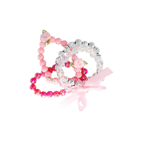 Great Pretenders Fancyful Fun 4pc Bracelet set