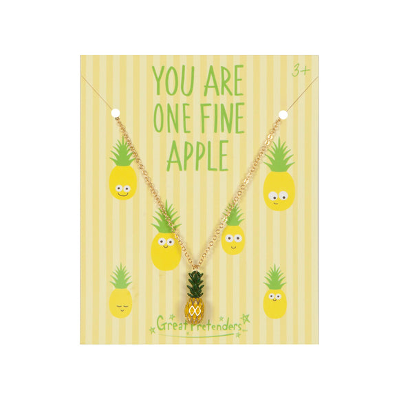 Great Pretenders You Are One Fine Apple Carded Gift set