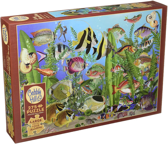 Cobble Hill Aquarium 275 pc