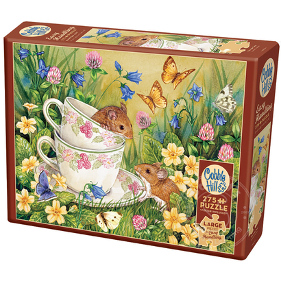 Cobble Hill Tea for Two 275 pc easy handling