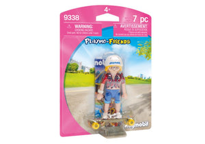 Playmo Friends Skateboarder (9338)