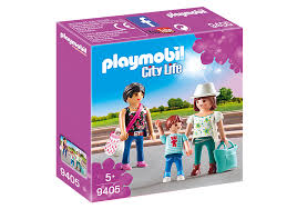 Playmobil Shoppers (9405)