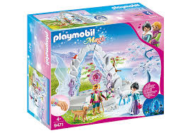 Playmobil Magic Crystal Diamond Hideout (9470)
